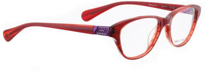 Bellinger BOUNCE-9-119 Glasses in Red