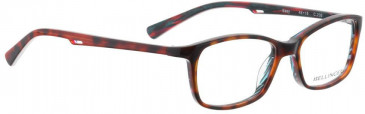 Bellinger EASY-980 Glasses in Matt Black/Multi Color
