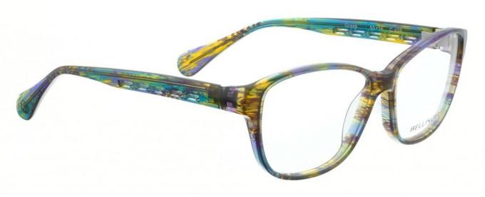 Bellinger GREEK-439 Glasses in Green Pattern