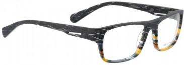 Bellinger HUSTLER-2-725 Glasses in Matt Layered Aceate Mix