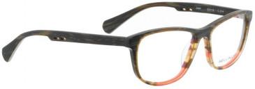 Bellinger JOAN-967 Glasses in Matt Black Glitter
