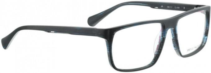 Bellinger JR-491 Glasses in Dark Blue Stripes