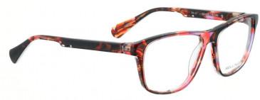 Bellinger PIT-2-160 Glasses in Red Pattern