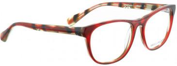 Bellinger SAMMYJO-170 Glasses in Red Pattern