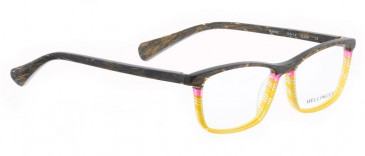 Bellinger SUNTOP-239 Glasses in Brown/Yellow
