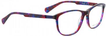 Bellinger TRICAB-980 Glasses in Matt Black/Multi Color