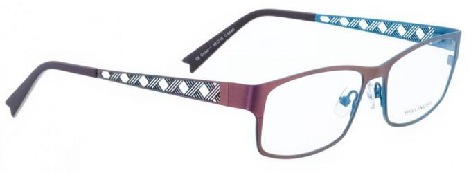 Bellinger CROSS-1-6549 Glasses in Metallic Purple