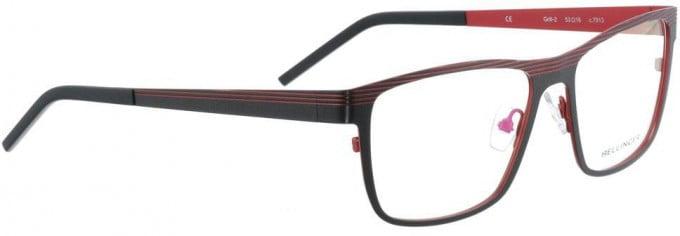 Bellinger GRILL-2-7913 Glasses in Dark Grey