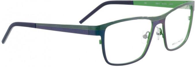 Bellinger GRILL-2-4137 Glasses in Metallic Blue