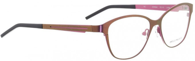 Bellinger JETSTREAM-6566 Glasses in Metallic