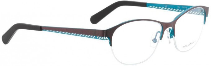 Bellinger SKY-6848 Glasses in Shiny Aubergine Purple