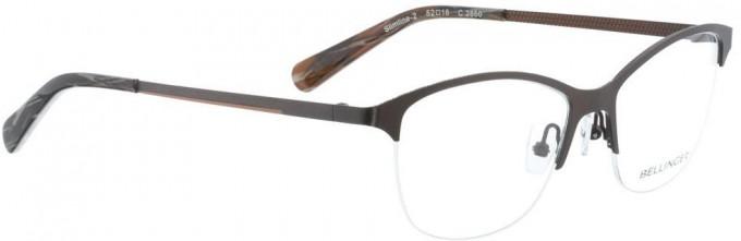 Bellinger SLIMLINE-2-2850 Glasses in Brown