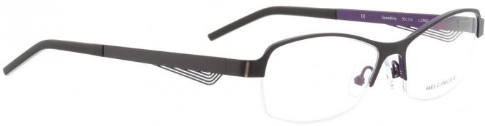 Bellinger SPEEDLINE-2062 Glasses in Brown