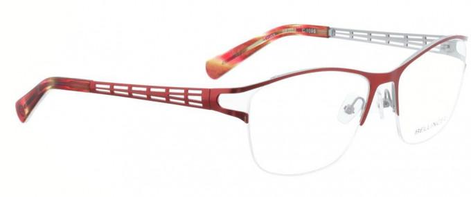 Bellinger TRUSS-1098 Glasses in Bright Red/White