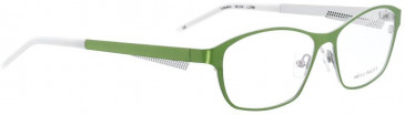 Bellinger TURBULENS-3798 Glasses in Light Green Pearl