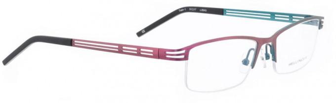Bellinger TWIN-1-6549 Glasses in Metallic Purple