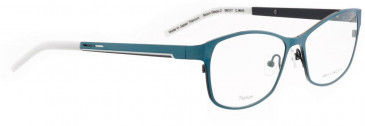 Bellinger MOONSTEPS-2-4945 Glasses in Dark Turquoise Pearl