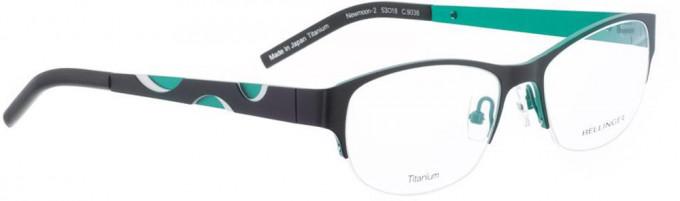Bellinger NEWMOON-2-9038 Glasses in Black