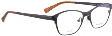 Bellinger SHINYMATT-3-2661 Glasses in Brown