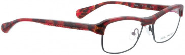 Bellinger ALEXIS-172 Glasses in Red Pattern