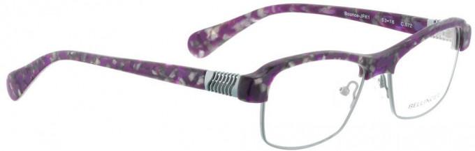 Bellinger BOUNCE-JFK-1-672 Glasses in Matt Purple Pattern