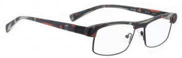 Bellinger BOUNCE-JFK-5-913 Glasses in Matt Black/Red Pattern