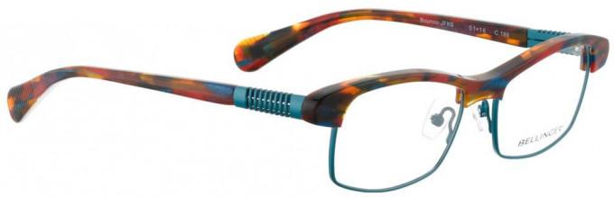 Bellinger BOUNCE-JFK-6-188 Glasses in Red Pattern