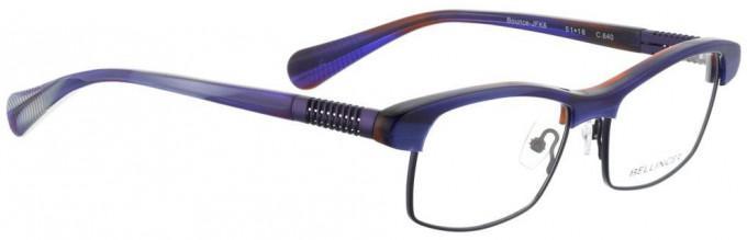 Bellinger BOUNCE-JFK-6-640 Glasses in Purple Pearl