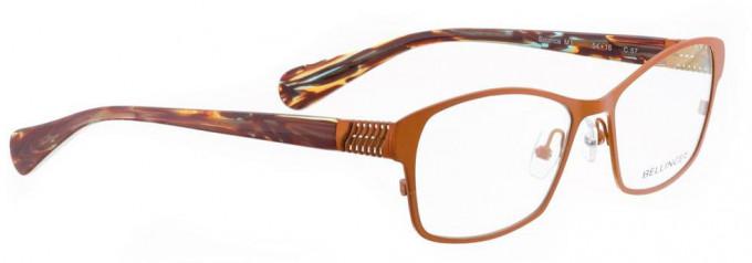 Bellinger BOUNCE-M1-57 Glasses in Orange Pearl