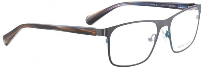 Bellinger DEXTER-3-7245 Glasses in Grey