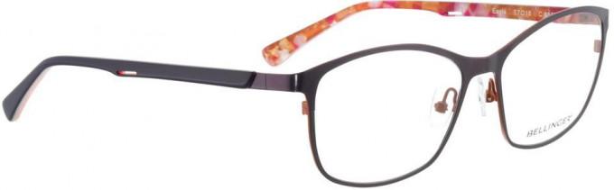 Bellinger EAGLE-6850 Glasses in Dark Purple/Orange