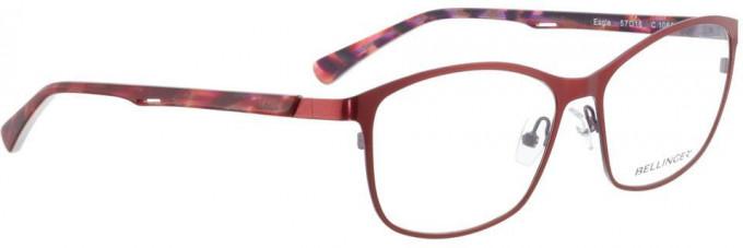 Bellinger EAGLE-1060 Glasses in Bright Red/Bright Purple