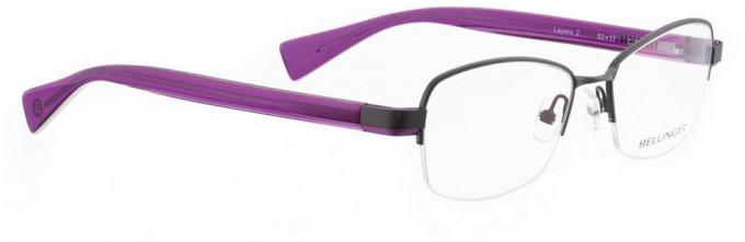 Bellinger LAYERS-2-72 Glasses in Grey