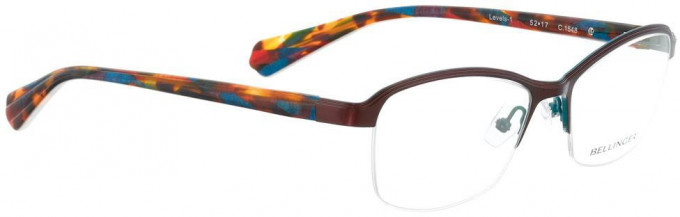 Bellinger LEVELS-1-1548 Glasses in Red