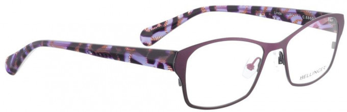 Bellinger LINDA-6860 Glasses in Purple