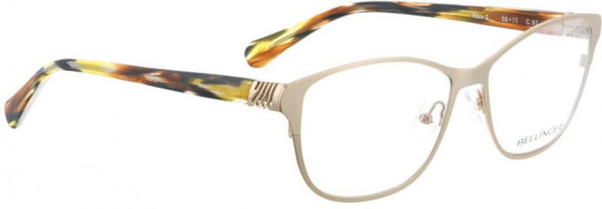 Bellinger RIBS-2-9700 Glasses in Gold