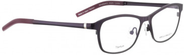 Bellinger Small Titanium Ready-Made Reading Glasses