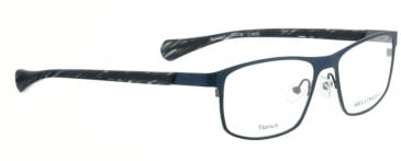 Bellinger SPEED-1-9017 Glasses in Matt Black/Matt Red