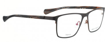 Bellinger SPEED-3-2850 Glasses in Matt Brown/Matt Blue