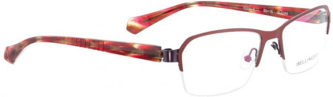 Bellinger SPIRAL-6-1068 Glasses in Red