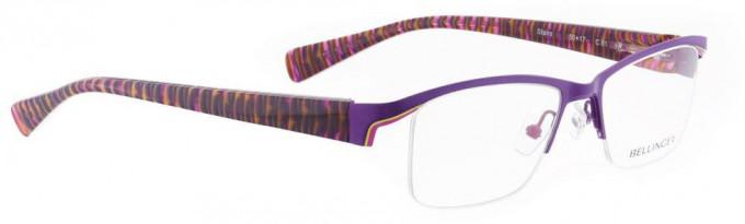 Bellinger STAIRS-61 Glasses in Purple