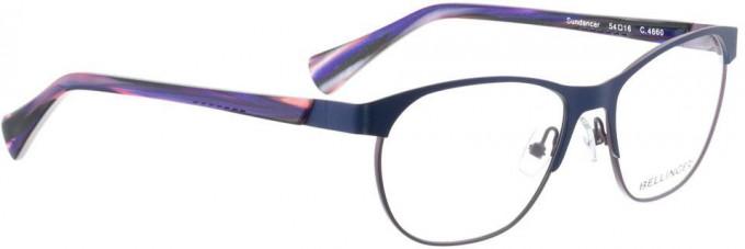Bellinger SUNDANCER-4660 Glasses in Dark Blue/Bright Purple