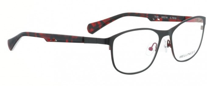 Bellinger TRIM-7910 Glasses in Matt Dark Grey
