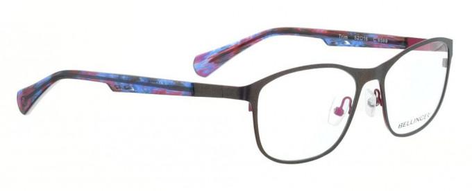 Bellinger TRIM-6569 Glasses in Metallic Purple