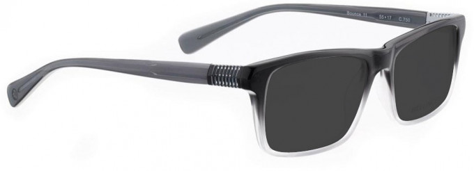 Bellinger BOUNCE-11-750 Sunglasses in Black Gradient