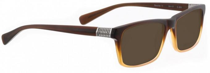 Bellinger BOUNCE-11-251 Sunglasses in Brown Gradient Matt