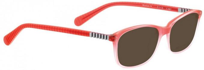 Bellinger BOUNCE-14-667 Sunglasses in Matt Gradient