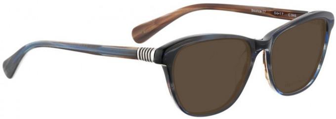 Bellinger BOUNCE-17-946 Sunglasses in Black/Blue Pattern