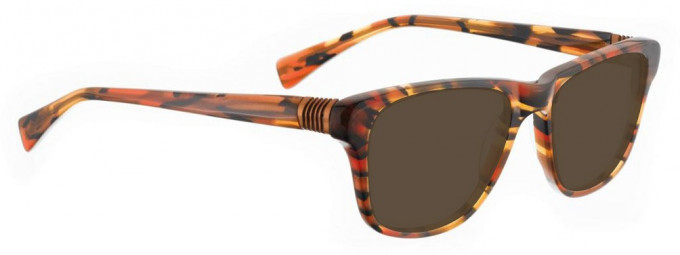 Bellinger BOUNCE-20-257 Sunglasses in Brown Pattern