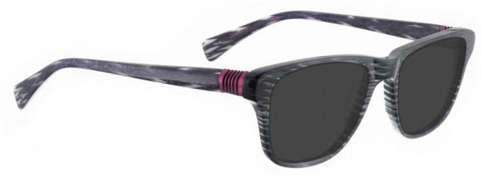 Bellinger BOUNCE-20-663 Sunglasses in Purple Pattern